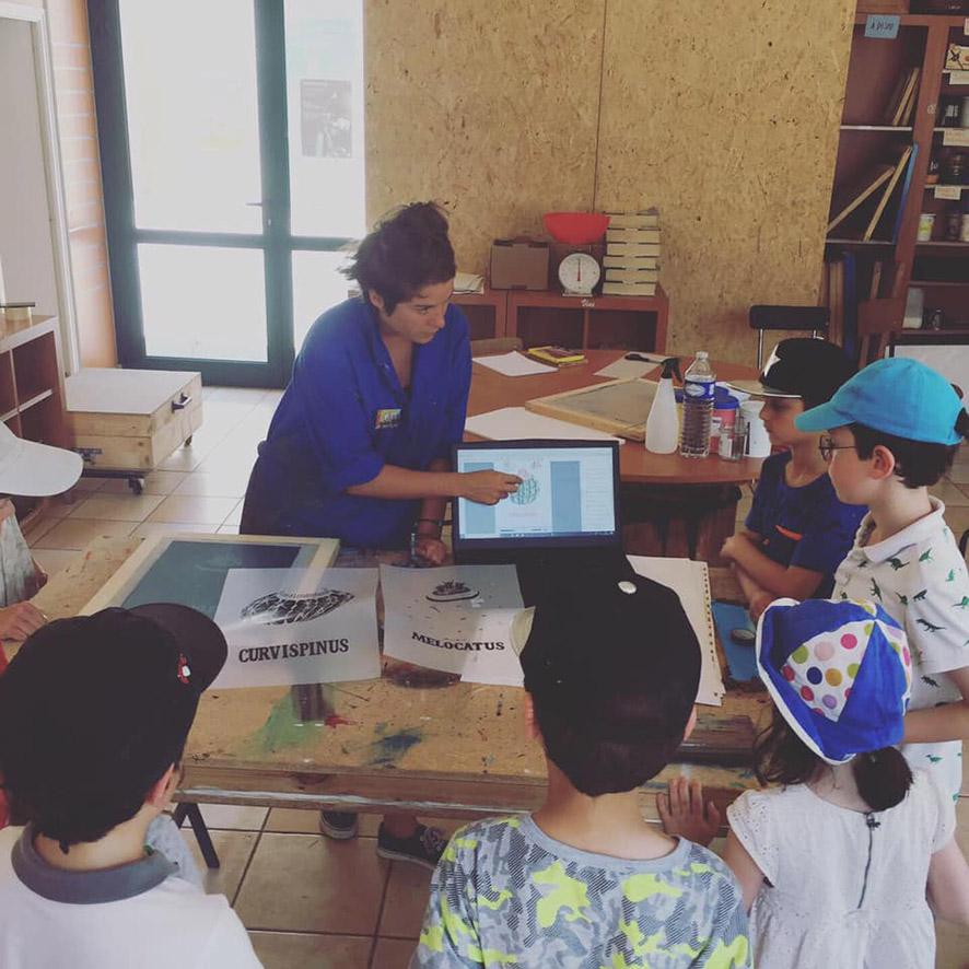 Rêveries Colombiennes / 4 Ateliers / 19, 23 et 26 septembre / Les Sorinières