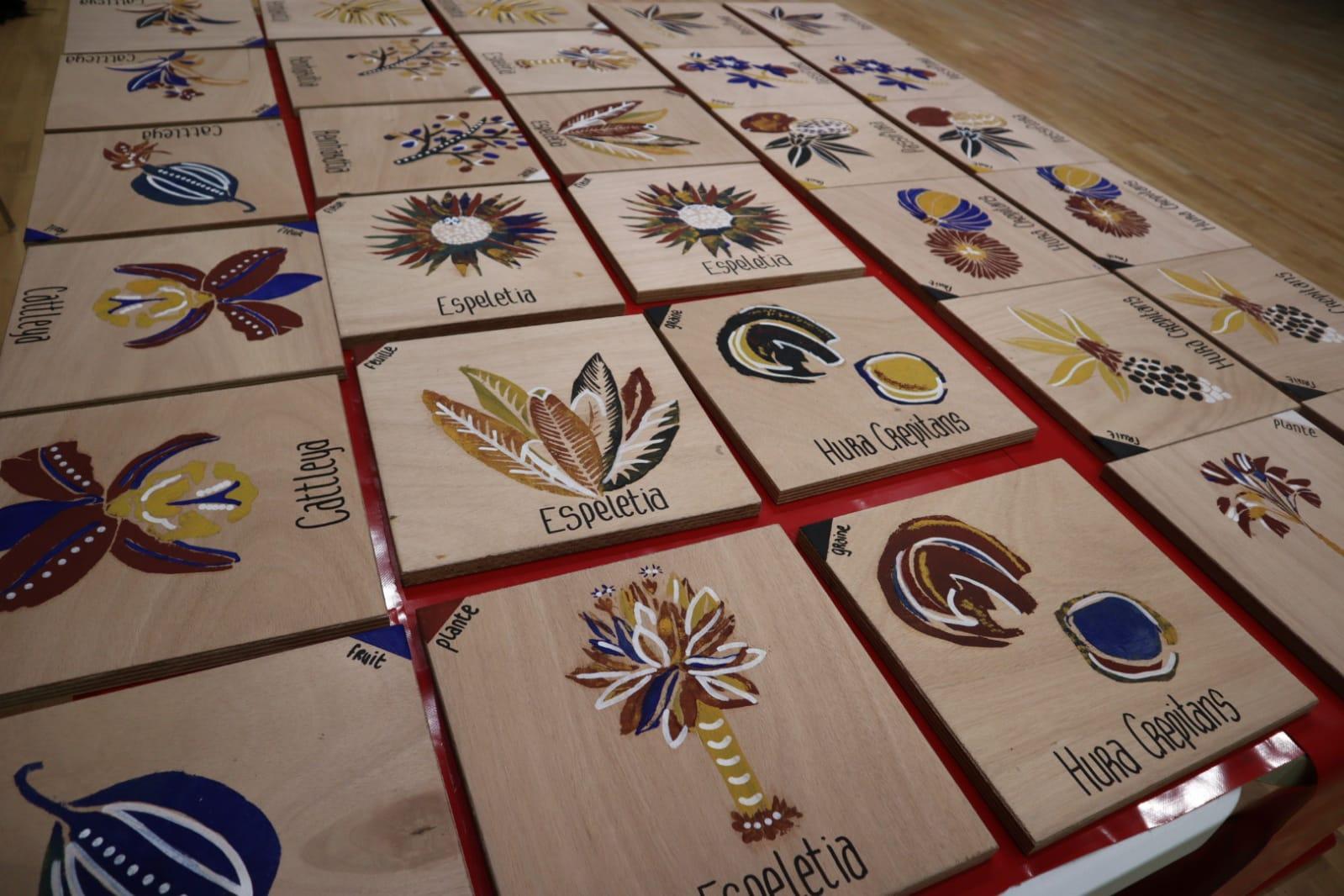 Rêveries Colombiennes / Création participative / multidisciplinaire